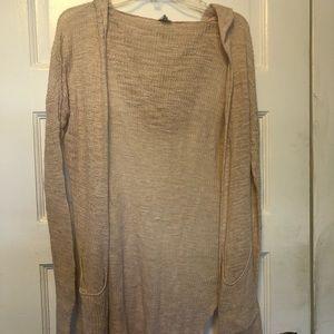 TILLYS sheer knit cardigan